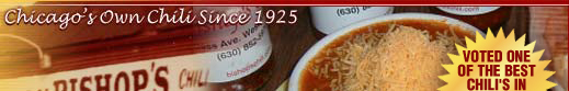 Chicago's Own Chili Since 1925